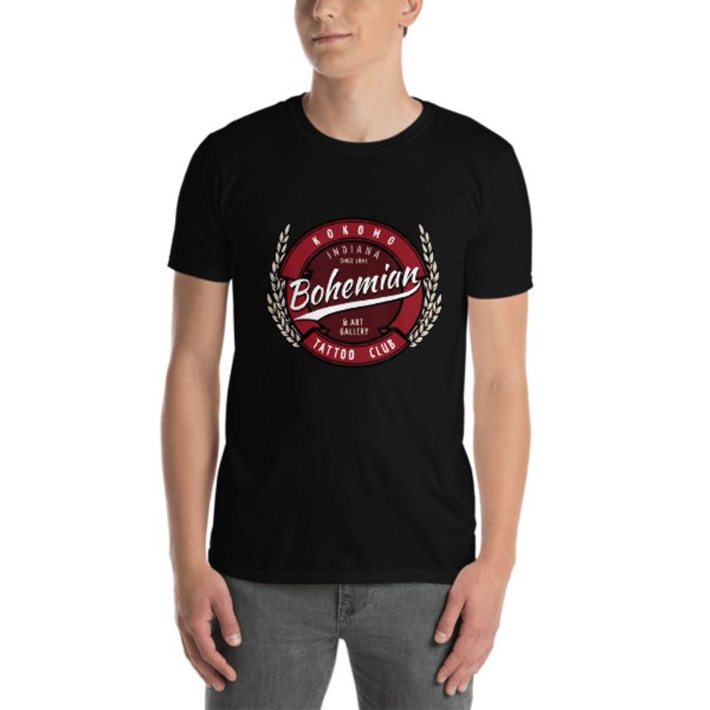 Bohemian Brew Shirt - Black
