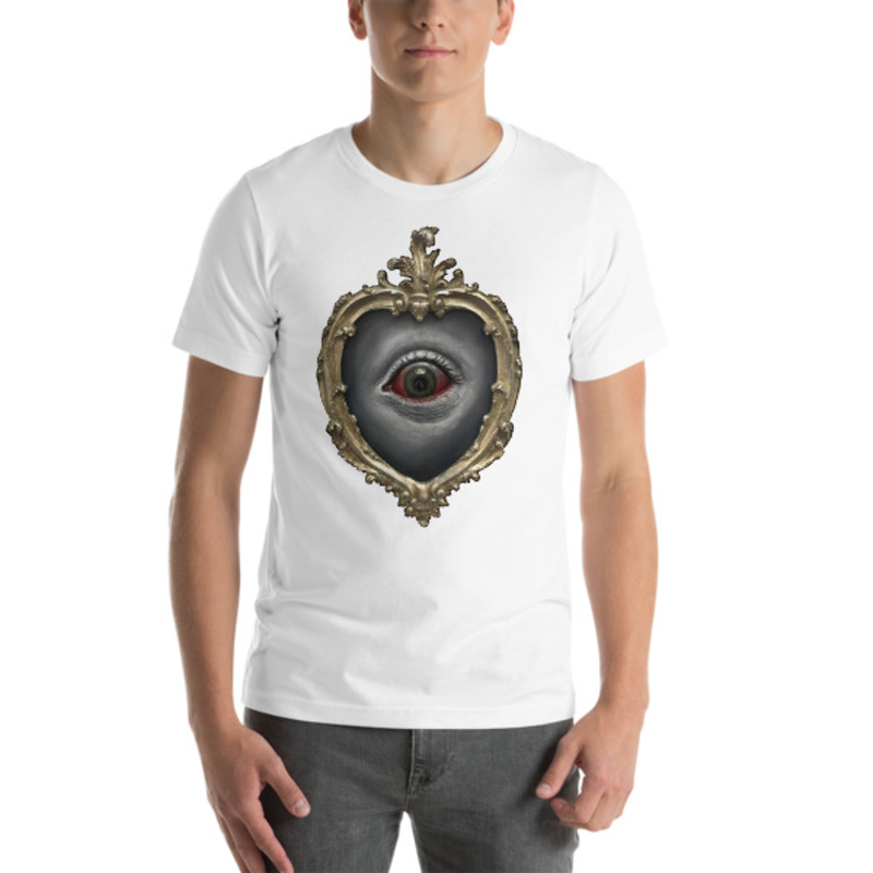 TIMOTHY BOOR signature series Short-Sleeve Unisex T-Shirt