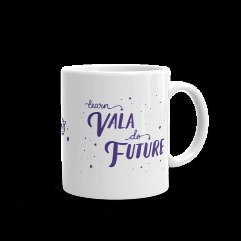 """""""Learn Vala, Do Future"""" Mug"""