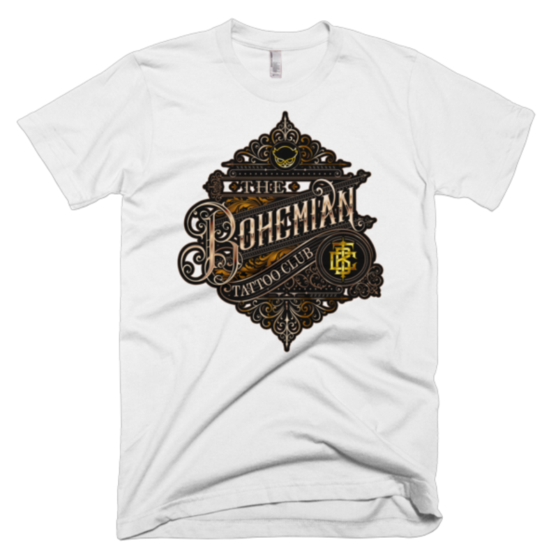 BTC logo Short-Sleeve T-Shirt