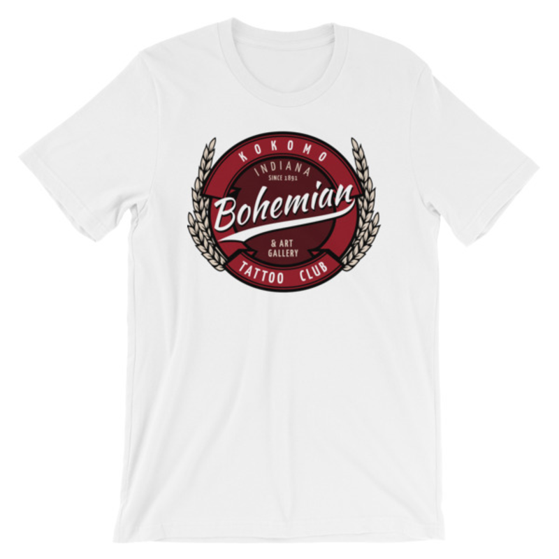 Bohemian brew Short-Sleeve Unisex T-Shirt - White