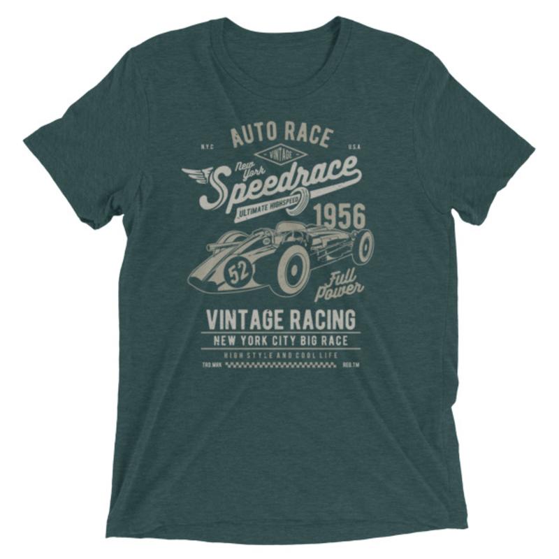 Vintage-Speedrace