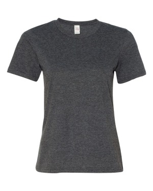 Anvil 880 Ladies Ringspun Fashion Fit T-Shirt with Tear Away Label