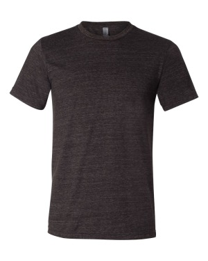 Bella + Canvas 3413 Triblend Short Sleeve T-Shirt with Tear Away Label