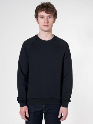 Unisex California Fleece Raglan Sweatshirt AV1H1FV2LP
