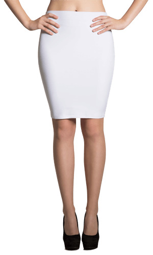 Sublimation Cut & Sew Pencil Skirts