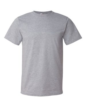 Anvil 980 Lightweight Fashion Short Sleeve T-Shirt with Tear Away Label