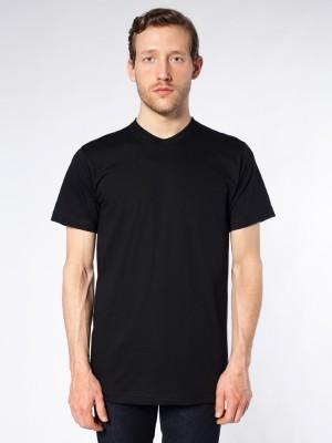 082e892e7d9 American Apparel 2001ORG Organic Fine Jersey Short Sleeve Men T-Shirt