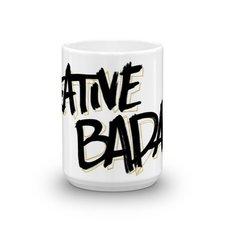 Creative Badass Mug