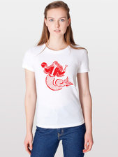 Mermaid Cafe Racer Motorcycle Shirt