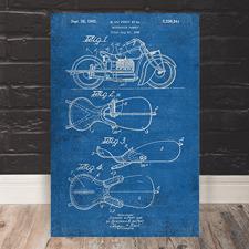 Premium Patent Art Print