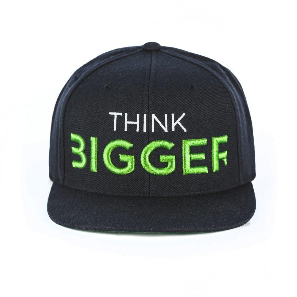 Think Bigger Cap