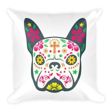 Day of the Dead French Bulldog