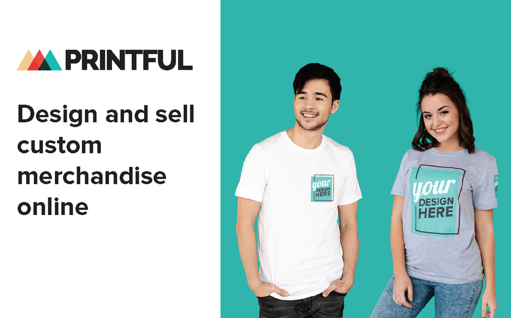 Print on Demand Brand Merchandise | Printful