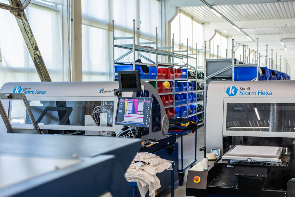Printful is expanding their production in Europe by moving to a new 46,000 sq. ft. facility in Riga, Latvia