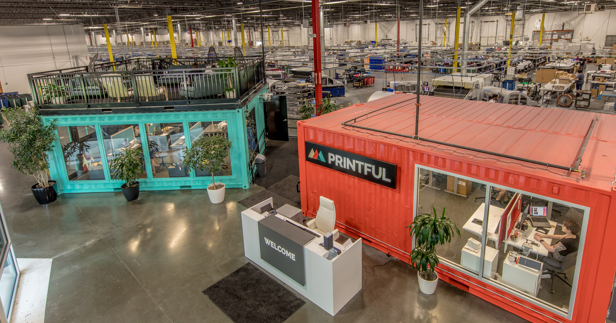 Printful will open new 53,000 sq. ft. facility and add 100 jobs in Charlotte, NC this fall
