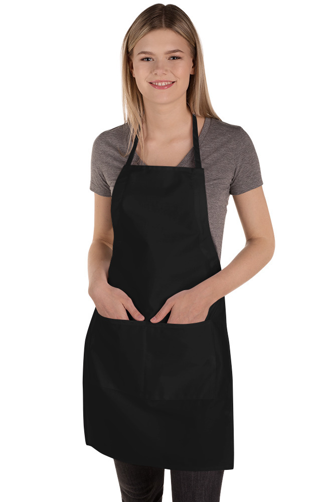 Personalized Embroidered Apron - Liberty Bags 5502 | Printful
