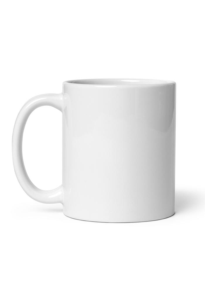 4649dd0c90a Personalized White Glossy Mug | Printful