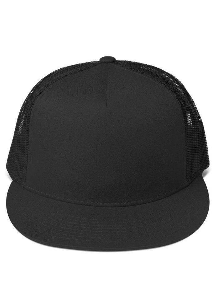 Personalized 5 Panel Trucker Cap - Yupoong 6006 | Printful