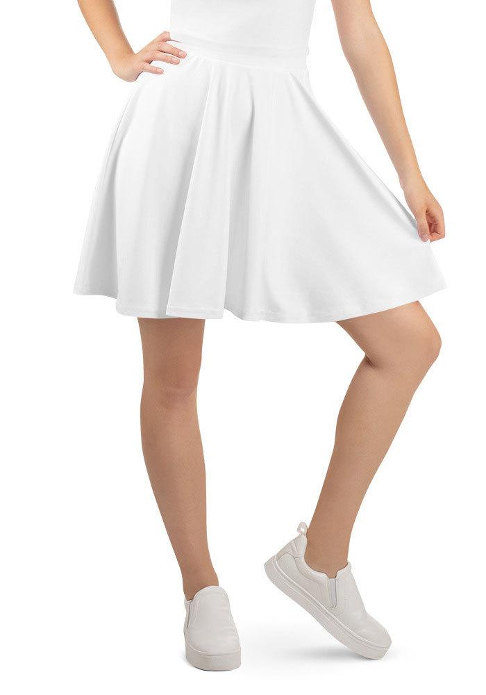 faefd9a54499 Custom Skater Skirts - Design All-Over Print Skater Skirt