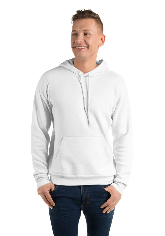 Personalized Unisex Pullover Hoodie - Bella + Canvas 3719 | Printful