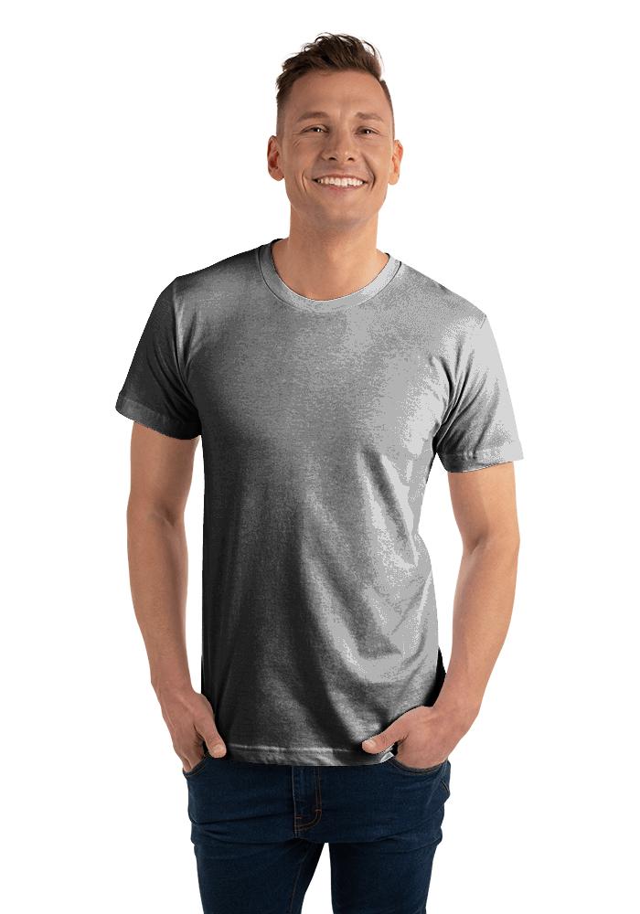 dd879b5c American Apparel 2001W Unisex Embroidered T-Shirt | Printful