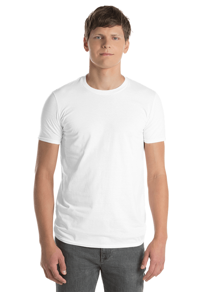 7081879b Anvil 980 Lightweight Fashion Short Sleeve T-Shirt with Tear Away Label