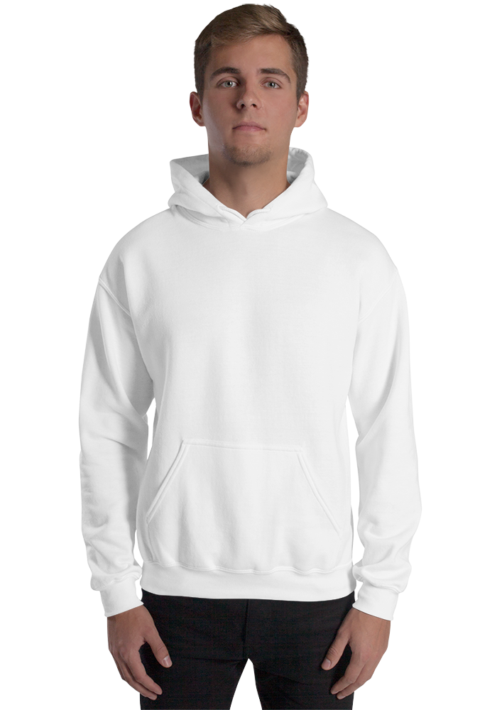 Gildan 18500 Unisex Heavy Blend Hooded Sweatshirt - Design Your Own    Printful e00655ae6e