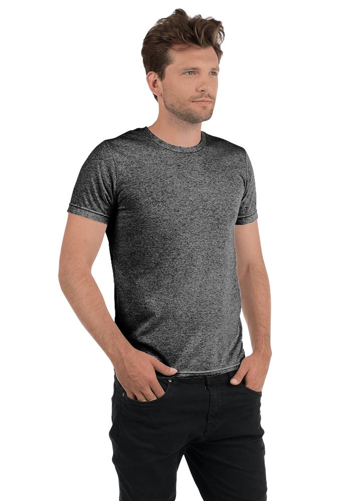 b75f280f Bella + Canvas 3413 Unisex Triblend Short Sleeve T-Shirt with Tear Away  Label