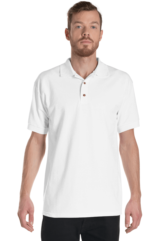 01da18d77 Gildan 3800 Embroidered Polo Shirt | Printful