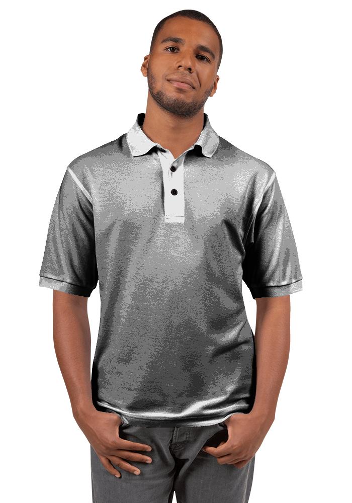 c741082257 Personalized Men's Premium Polo Shirt   Port Authority K500   Printful