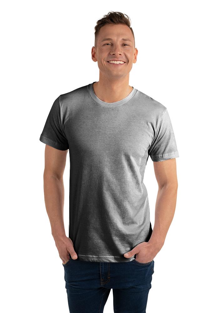 American Apparel 2001 Unisex Fine Jersey Short Sleeve T-Shirt ... a6bf9c2cc686
