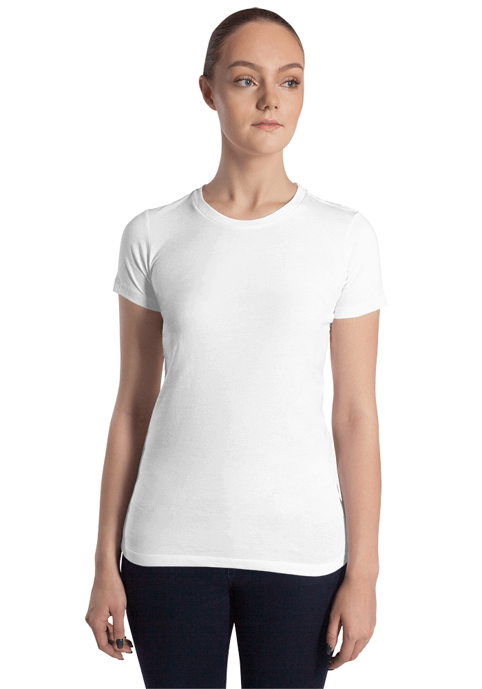 3198a893b Bella + Canvas 6004 Women's The Favorite Tee with Tear Away Label ...